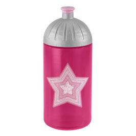 Trinkflasche Glamour Star
