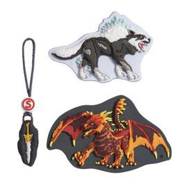 MAGIC MAGS Schleich Eldrador Creatures - Lava Dragon