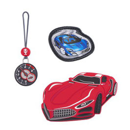 MAGIC MAGS Car Race