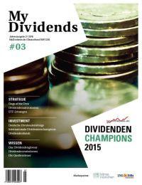 MyDividends Jahresausgabe 3/2015