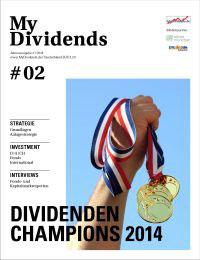 MyDividends Jahresausgabe 2/2014