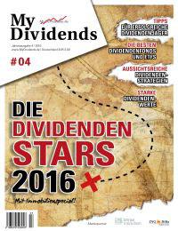 MyDividends Jahresausgabe 4/2016
