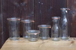 WECK Gläser und Flaschen