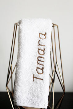 Handtuch inkl Bestickung (1 Name/Wort)