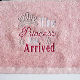Handtuch: Princess has arrived