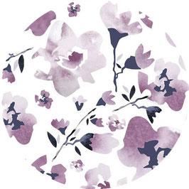 Aquarell lila