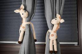 Vorhangtier Giraffen