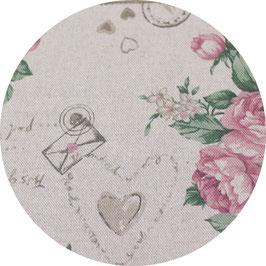 Postmarke Rosen