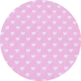 Herzen rosa