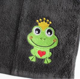 Handtuch: Froschprinz