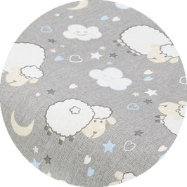 sheep stars moon