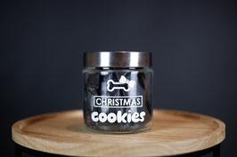 Leckerliglas christmas cookies
