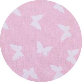Schmetterlinge rosa