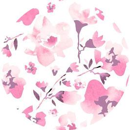 Aquarell rosa