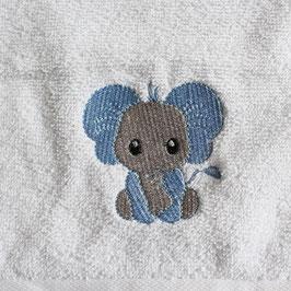 Handtuch: Elefant bub