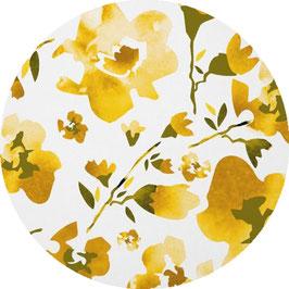 Aquarell gelb