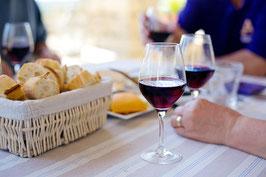Voucher voor een wijnproeverij op vrijdag, zaterdag en zondag