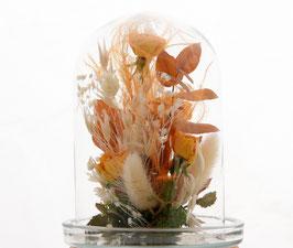 Fleur séchées (à dominante jaune orangé)