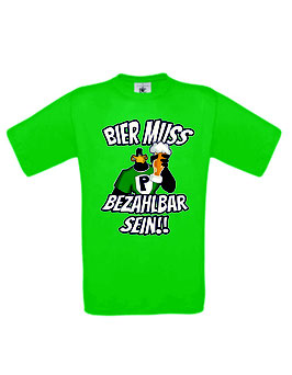 BMBS Shirt Kelly Green