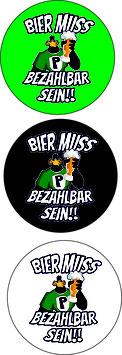 BMBS Sticker 12er Set