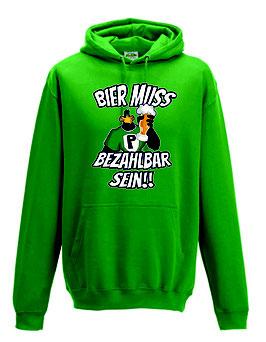 BMBS Hoodie Green