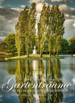 Kalender 2018 - Gartenträume im Dessau-Wörlitzer Gartenreich