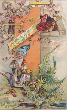 6 Liebig Sammlerbilder 1890