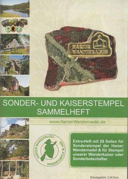 Harzer Wandernadel - Sonder- und Kaiserstempel