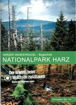 Harzer Wandernadel - Begleitheft Nationalpark
