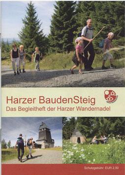 Harzer Wandernadel - Begleitheft Harzer BaudenSteig