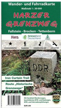 Harzer Grenzweg - Grünes Band Deutschland