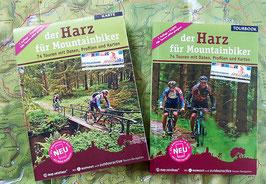 """Kartenset """"Der Harz für Mountainbiker"""""""