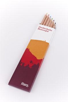 Buntstift-Set -Zauberhafte Buntstifte-