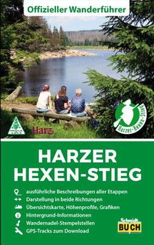 Harzer-Hexen-Stieg - offizieller Wanderführer