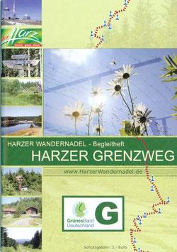 Harzer Wandernadel - Begleitheft Harzer Grenzweg
