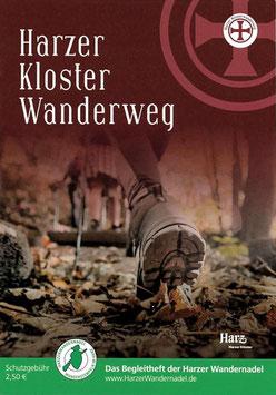 Harzer Wandernadel - Begleitheft Harzer Klosterwanderweg
