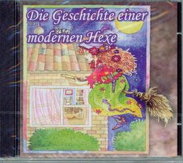 Hörbuch CD - Die Geschichte einer modernen Hexe