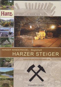 Harzer Wandernadel - Begleitheft Harzer Steiger