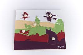 Harz Steckspiel