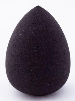 3-D Schwamm, eiförmig schwarz