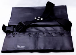 bloos Weist Bag - Gürteltasche mit Umschlag
