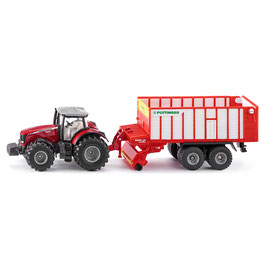 1987 Massey-Ferguson with Pottinger Jumbo 1/50