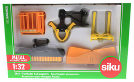 3661 Front loader accessories 1/32