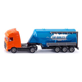 1792 Truck with silo trailer 1/87