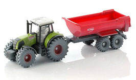 3542 Tractor with tipping trailer 1/50