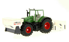 3541 Tractor with soil atabilizer and bindi 1/50