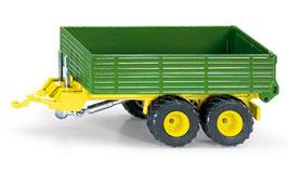 2552 2車軸式セミトレーラー