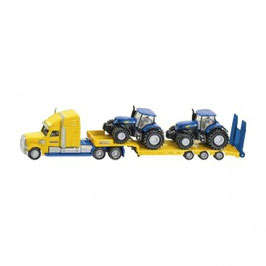 1805 Truck with new holland tracks 1/87