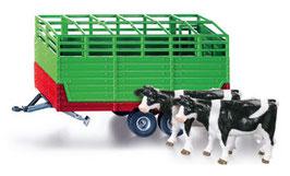 2875 家畜用トレーラー 牛2頭付 1/32