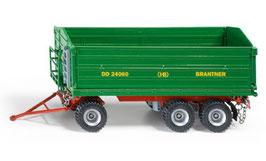 2877 BRANTNER 3車軸式サイド ティッピングトレーラー 1/32